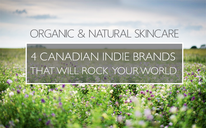 Canadian Made Natural Skin Care Products