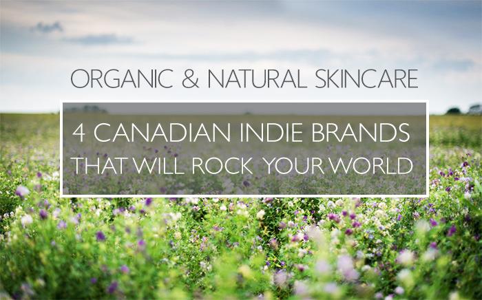 Best All Natural Skin Care Canada
